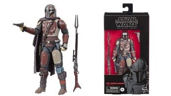 "Star Wars The Black Series The Mandalorian 6"" Action Figure"